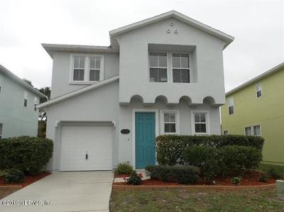 St Augustine Single Family Home For Sale: 124 Bay Bridge Dr