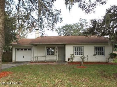 St Augustine Single Family Home For Sale: 3512 Carmel Rd