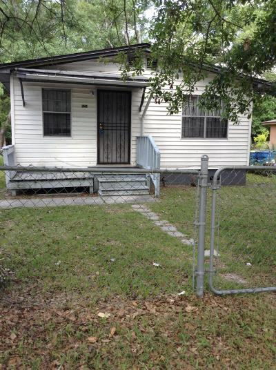 Jacksonville Single Family Home For Sale: 5254 Buick Ave