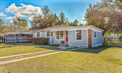 Clay County, Duval County, St. Johns County Single Family Home For Sale: 6504 Brandemere Rd S