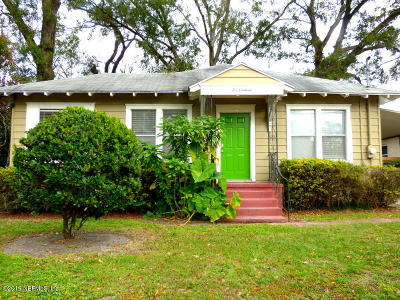 St. Johns County, Clay County, Putnam County, Duval County Rental For Rent: 1019 Lark St