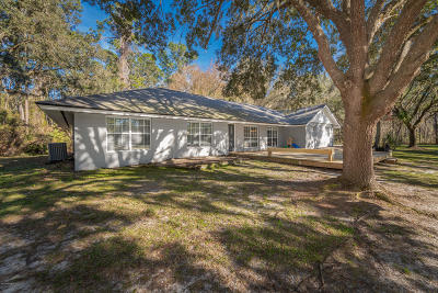 St. Johns County Single Family Home For Sale: 8250 Cr 208