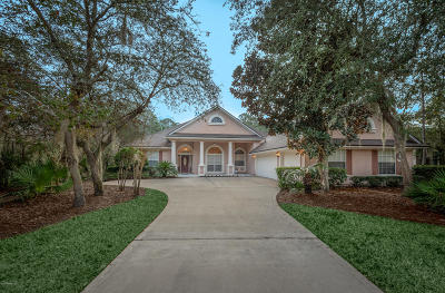 St Augustine Single Family Home For Sale: 120 Parkside Dr