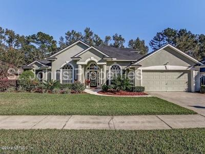 St. Johns County, Clay County, Putnam County, Duval County Rental For Rent: 11861 Lake Fern Dr