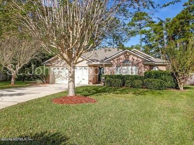 St. Johns County, Clay County, Putnam County, Duval County Rental For Rent: 10558 Lake Hollow Ln