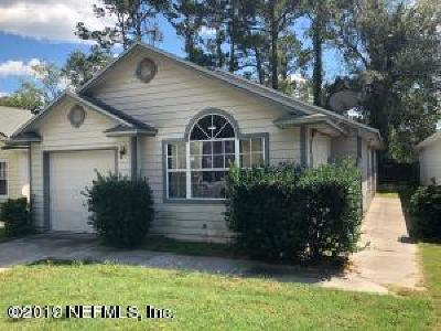 Jacksonville Single Family Home For Sale: 9972 Somerset Grove Ln