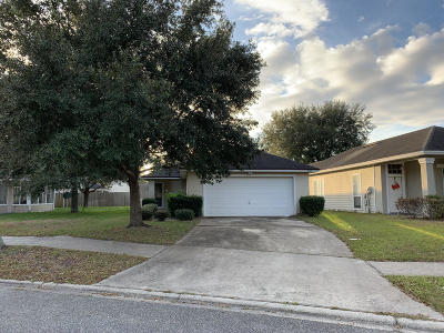 St. Johns County, Clay County, Putnam County, Duval County Rental For Rent: 4007 Pebble Brooke Cir