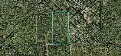 St. Johns County Residential Lots & Land For Sale: Robin St