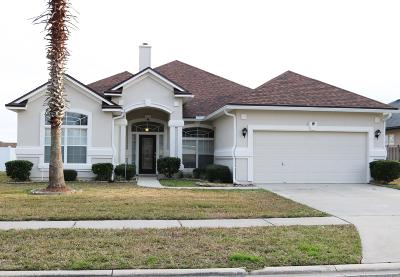 Yulee Single Family Home For Sale: 86382 Sand Hickory Trl