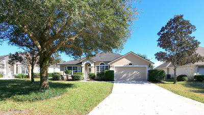 St. Johns County, Clay County, Putnam County, Duval County Rental For Rent: 2012 Chaucer Ln