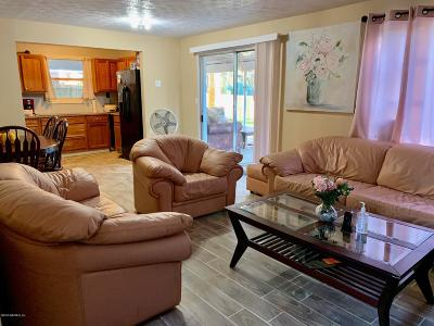 Single Family Home For Sale: 3550 Hickorynut St