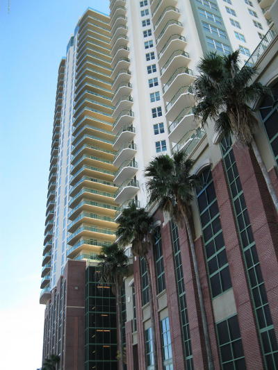 Rental For Rent: 1431 Riverplace Blvd #3106