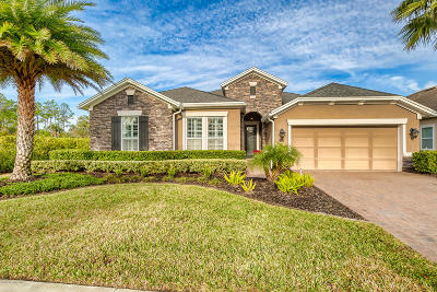 Ponte Vedra Beach FL Single Family Home For Sale: $549,999