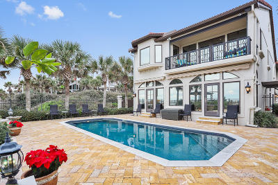 Atlantic Beach, Jacksonville Bc, Neptune Beach, Crescent Beach, Ponte Vedra Bch, St Augustine Bc Single Family Home For Sale: 2093 Beach Ave
