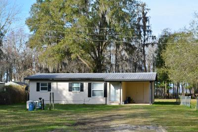 Starke Single Family Home For Sale: 14432 SW 75th Ave