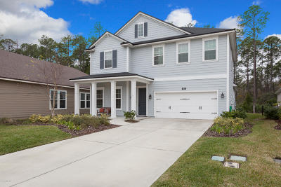 Ponte Vedra Beach FL Single Family Home For Sale: $479,900
