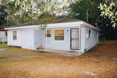 St. Johns County, Flagler County, Clay County, Duval County, Nassau County Single Family Home For Sale: 10545 Gailwood Cir N