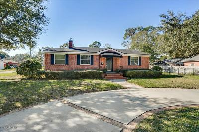 Single Family Home For Sale: 1422 Peachtree St