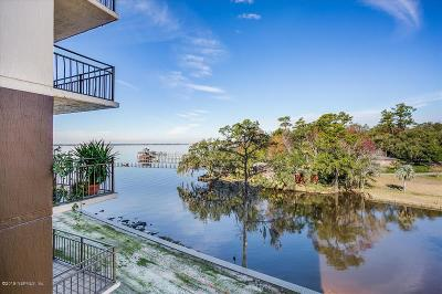 St. Johns County, Flagler County, Clay County, Duval County, Nassau County Condo For Sale: 6000 San Jose Blvd #5-F
