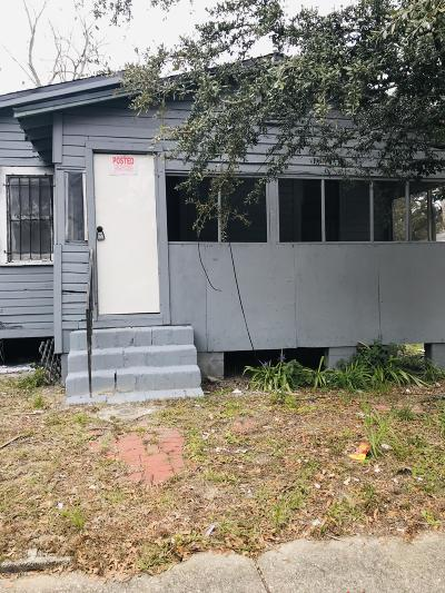 Jacksonville Single Family Home For Sale: 1573 W 34th St