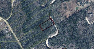 Residential Lots & Land For Sale: Crews Rd