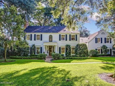 Duval County Single Family Home For Sale: 5015 River Point Rd