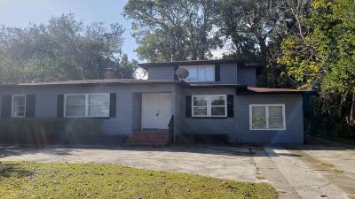 Jacksonville Single Family Home For Sale: 7972 Denham Rd W
