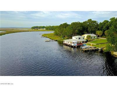 Nassau County Single Family Home For Sale: 85500 Avant Rd