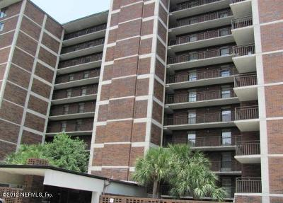 St. Johns County, Clay County, Putnam County, Duval County Rental For Rent: 6000 San Jose Blvd #5 F