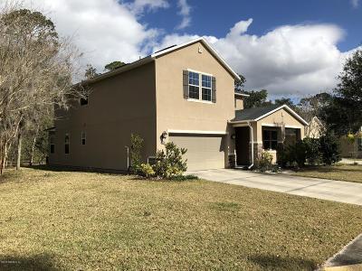 Jacksonville Single Family Home For Sale: 4305 Green Acres Ln
