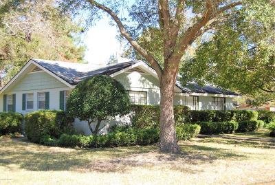 Jacksonville Single Family Home For Sale: 4371 Demedici Ave