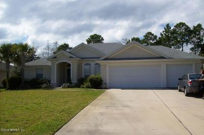 St Augustine Single Family Home For Sale: 1042 Cedar Cove Dr