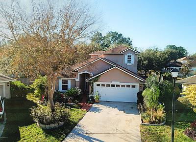 Jacksonville Single Family Home For Sale: 8098 Shadwell Ct