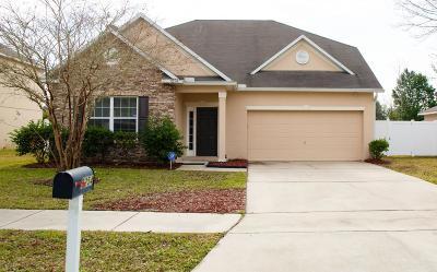 Jacksonville Single Family Home For Sale: 9254 Caracara Dr