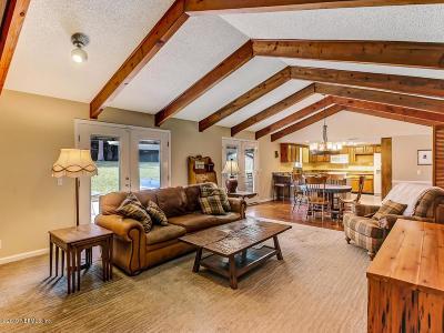 Jacksonville Single Family Home For Sale: 4955 Empire Ave