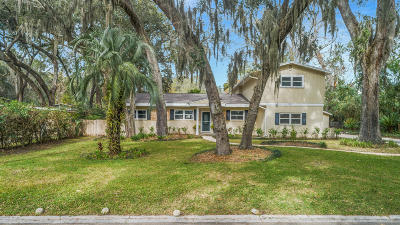 Jacksonville Beach Single Family Home For Sale: 1906 Tanglewood Rd