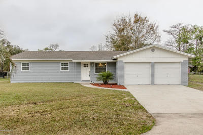 Orange Park, Fleming Island Single Family Home For Sale: 481 Creighton Rd