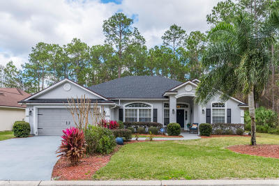 Julington Creek Single Family Home For Sale: 4100 Lonicera Loop