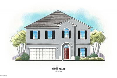 Fernandina Beach Single Family Home For Sale: 85449 Amaryllis Ct