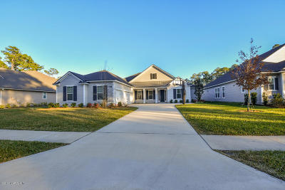 Ponte Vedra Single Family Home For Sale: 374 Southern Oak Dr