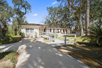 Single Family Home For Sale: 5769 Cedar Oaks Dr