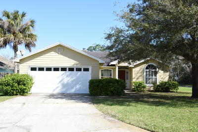 Jacksonville Beach Single Family Home For Sale: 3723 Sanctuary Way S