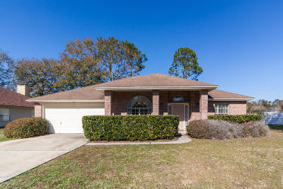 Jacksonville, Fruit Cove, Orangedale, St Johns Single Family Home For Sale: 1001 Durbin Parke Dr