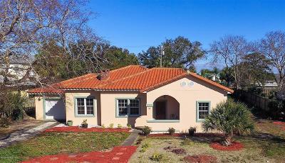 Davis Shores Single Family Home For Sale: 58 Miruela Ave