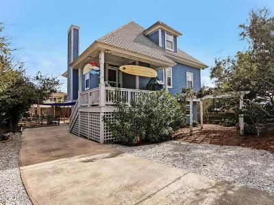 Fernandina Beach Single Family Home For Sale: 1630 1st Ave