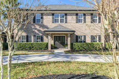 Jacksonville Single Family Home For Sale: 8156 Wekiva Way