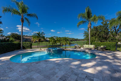 Ponte Vedra Beach Single Family Home For Sale: 101 Plantation Cir S