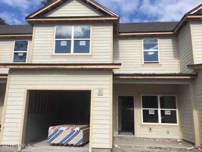 Southside Townhouse For Sale: 3613 Vidus Ct