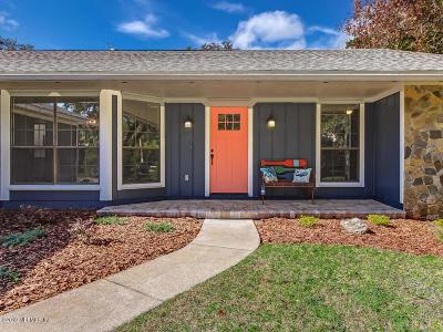 Fernandina Beach Single Family Home For Sale: 2043 Oak Marsh Dr