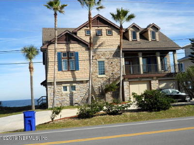 Ponte Vedra Beach Single Family Home For Sale: 3067 S Ponte Vedra Blvd
